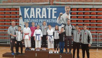 """Karate klub """"Master"""" napravio spektakularan rezultat na Državnom prvenstvu BiH"""