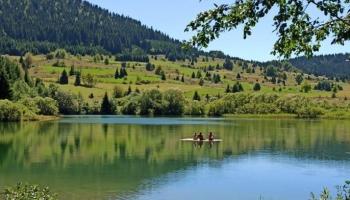 Kukavičko jezero nastalo od suza zlatokose vile